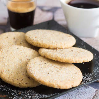 Swedish Hazelnut & Cardamom Cookies.