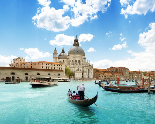 Puzzle Venice