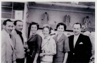 Photo: Harold, Lyle, Louise, Adele, Etta & Paul