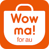 WALLET ポイントが貯まる「Wowma! for au」