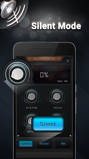 Volume Booster Pro Screenshot