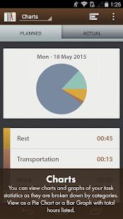 Schedule Planner Classic - screenshot thumbnail
