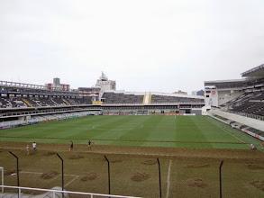 Photo: Stadion des FC Santos