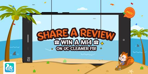UC Cleaner: Clean Memory