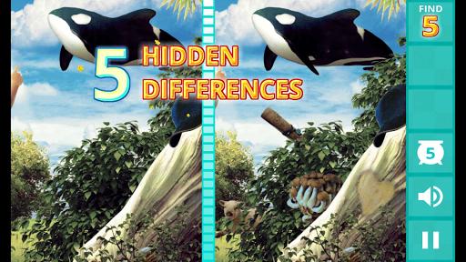 Hidden Difference - Ocean Sky