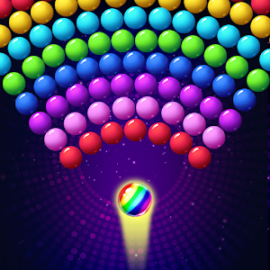 Bubble Shooter Roller Skating for PC