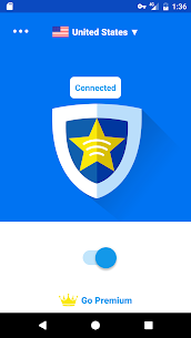 Star VPN – Free VPN Proxy Unlimited Wi-Fi Security App Download For Android and iPhone 1