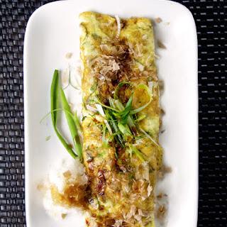 Japanese Omelette.