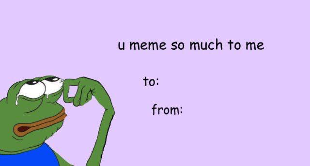 Valentines Day Meme Cards Metalcore   The Funniest Valentine S Cards Of 2017