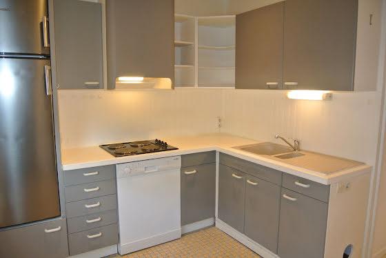 Vente appartement 3 pièces 61,75 m2