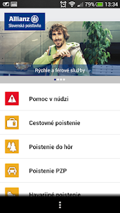 Allianz – Slovenská poisťovňa- screenshot thumbnail