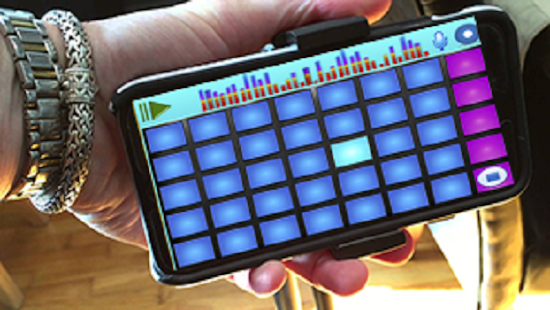 Electronic Drum Pad Dj Set - náhled