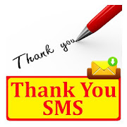Thank You SMS Text Message Latest Collection