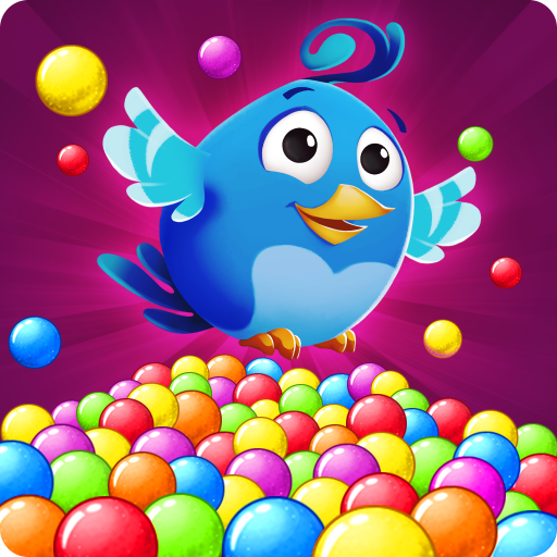 Bubble Birdy Pop (game)