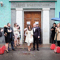 Wedding photographer Anya Mescheryakova (lambruska). Photo of 19.05.2016