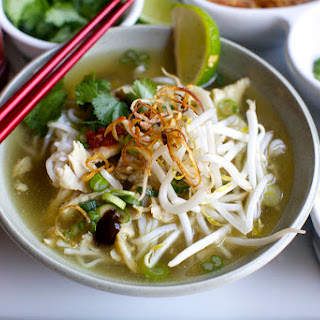 Chicken Phở.