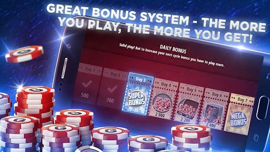 Poker Texas Holdem Live Pro 20