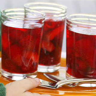 Jello Fruit Cups.