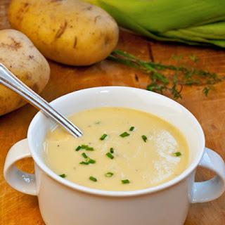Low Calorie Leek Soup Recipes.