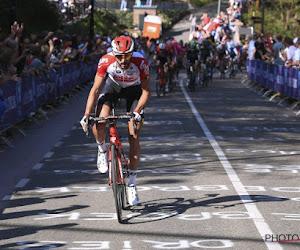 Giro: un Belge s'ajoute à la liste des abandons