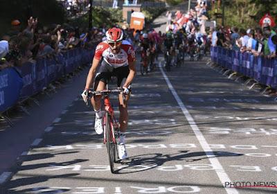 Jelle Vanendert abandonne le Giro