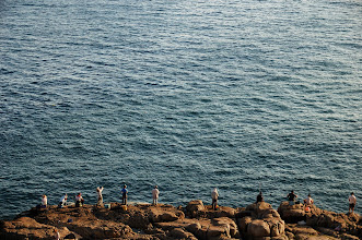 Photo: 釣魚人