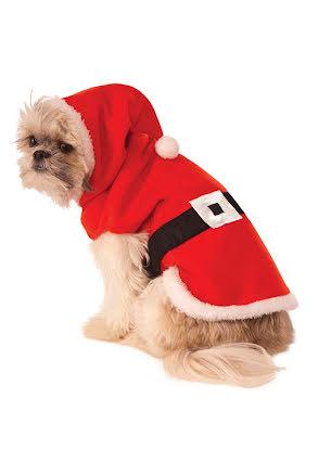 Hunddräkt, Santa Hoddie