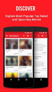 Watchlist - Track Movies screenshot 0
