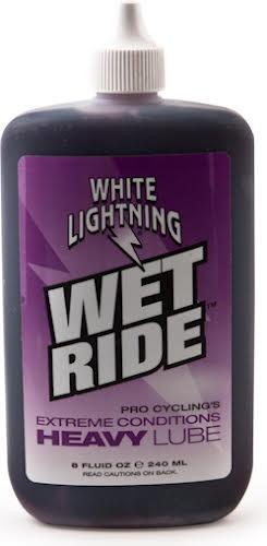 White Lightning Wet Ride Lube 32oz Refill