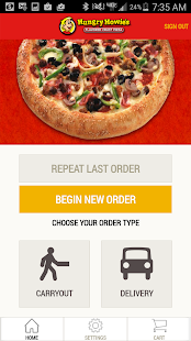 Hungry Howies Pizza - náhled