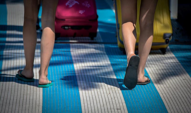 Vacanze finite ? di Paolo Scabbia