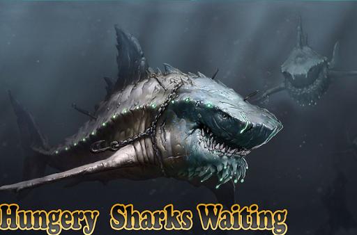 Mega Shark hunting  : Shark Games android2mod screenshots 2