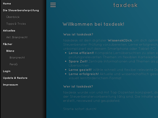 taxdesk