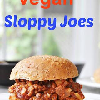 Vegan Sloppy Joe