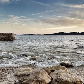 Orebic beach by Igor Antolović - Landscapes Beaches