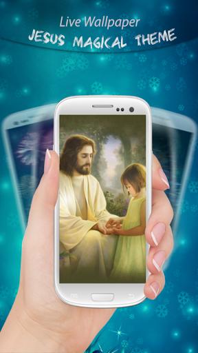 Jesus Magical Theme - Shake