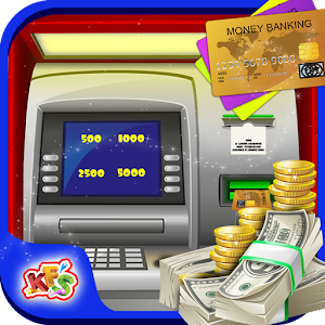 Kids ATM Shopping Simulator for PC and MAC