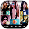 Video Collage Mixer : Mix Video And Music APK