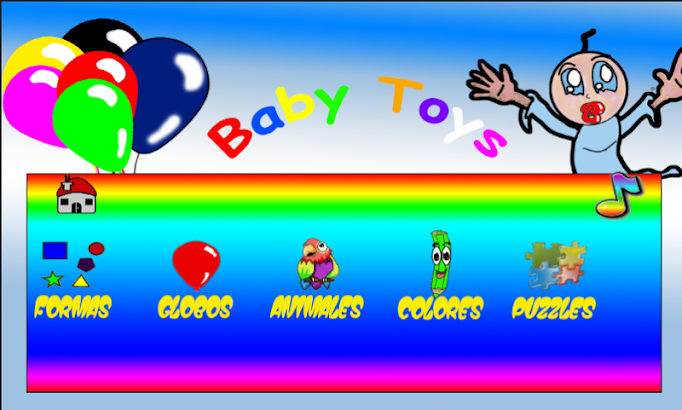 BabyToys- screenshot thumbnail
