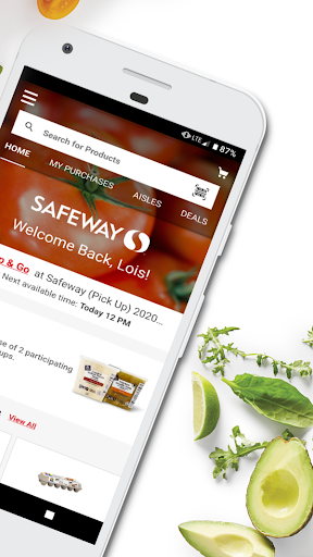 Screenshot for Safeway Online Shopping in United States Play Store