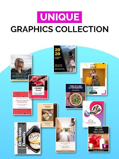 Poster Maker Flyer Maker Graphic Design App 28.0 Apk for Android 15