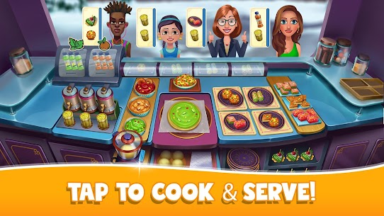 Food Truck Madness: Indian Cooking Game 1