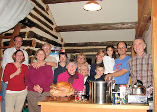 Photo: Chris and Ron, Mary-Carter and Bill, Polly and Linda, Jane, Kerry, Henry, Elizabeth, Celia and Tracy, Randy
