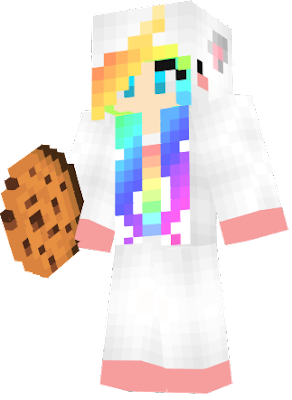 Unicorn Girl Nova Skin