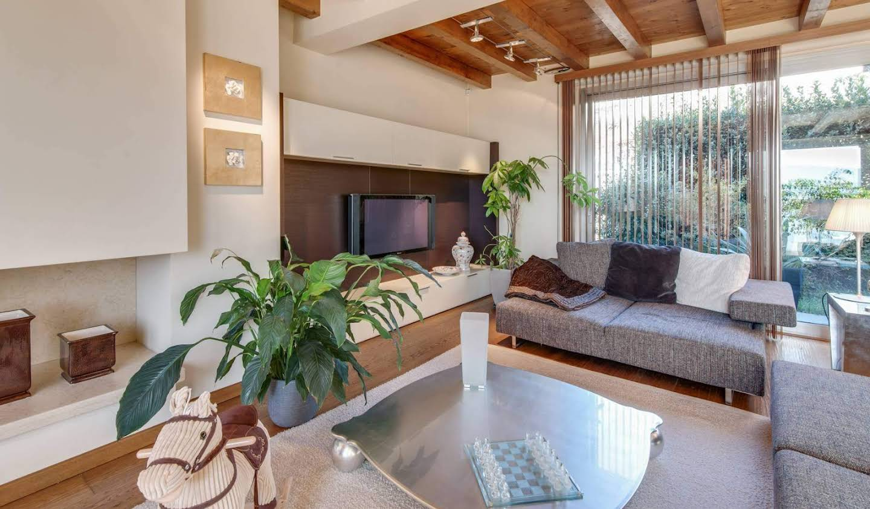 Villa avec jardin et terrasse Nembro