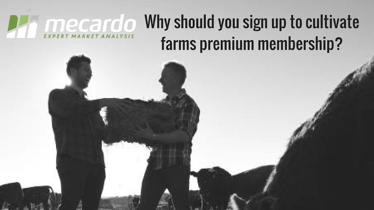 Why should you sign up to cultivate farms premium membership?