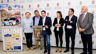Presentación de la 44 edición del Rallye Costa de Almería.