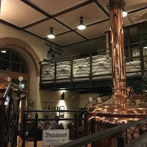 【世界の居酒屋】世界最古の頭端式駅舎を改修した珍しいビール醸造所 / ドイツ・ライプツィヒの「バイエリッシャー・バーンホフ」