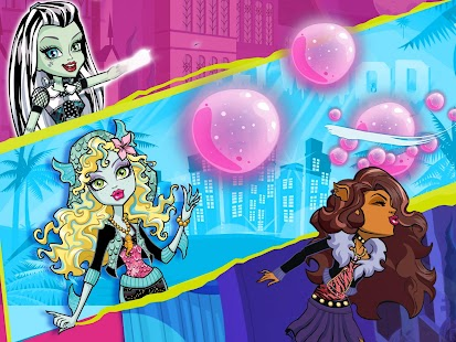 Monster High Frightful Fashion- screenshot thumbnail