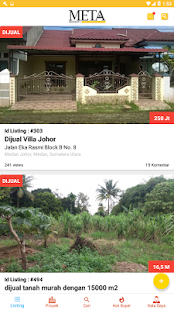 Meta Property - náhled